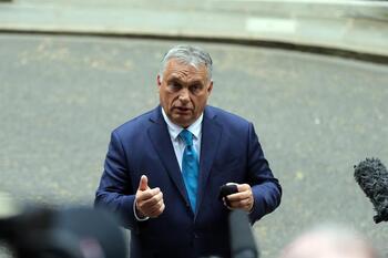 Orbán llama a reducir la influencia del Parlamento Europeo