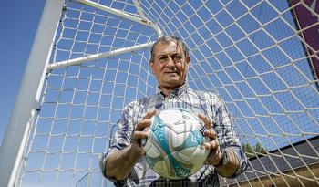 «Soñaré fútbol hasta que me muera»