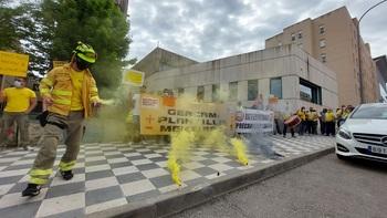 El Comité de Huelga Geacam convoca paros desde este viernes