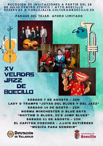 El Festival de Jazz de Boecillo arranca el sábado