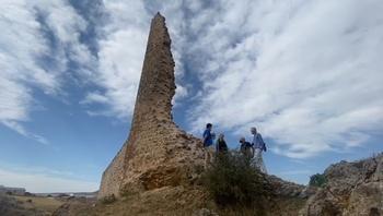 Culminan las obras de consolidación de la Torre de Jaray