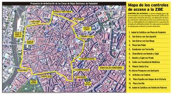 Valladolid defiende las zonas de bajas emisiones