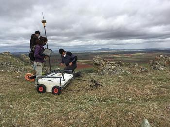 Los Yébenes inicia las excavaciones en un yacimiento