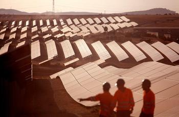 Iberdrola suministrará energía verde a Danone durante 10 años