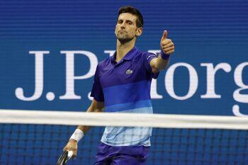 Djokovic sigue inmaculado y deja a EEUU sin representación