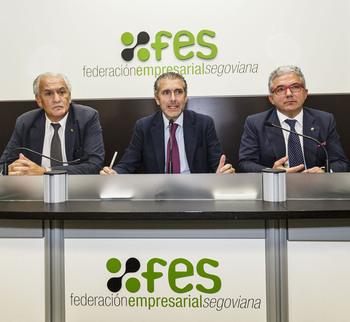 FES valora el descenso del desempleo en Segovia