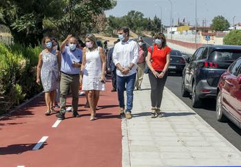 La tercera fase de la calle Jarama se ejecutará en 2022