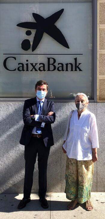 Fundación 'La Caixa' y CaixaBank colaboran en  'La Casita'