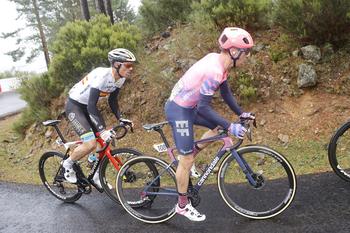 La Vuelta genera unos 100.000 euros a su paso por Soria