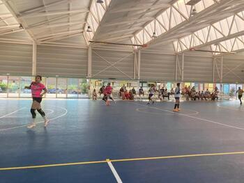 Nueva victoria ante el Balonmano Base Oviedo