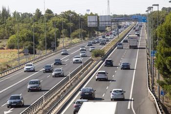Trafico prevé el paso de más de 167.000 vehículos