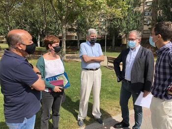 El laboratorio de control atmosférico se mudará a Parquesol