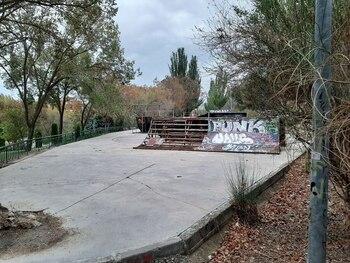 CeM! pedirá la reparación de las pistas de skate