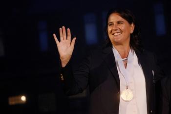 Conchita Martínez ingresa en el Salón de la Fama del Tenis