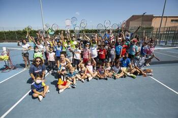 Raquetas para todo el verano