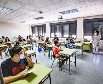 El curso escolar llega a su fin con «éxito»