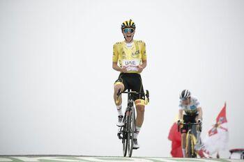 Pogacar gana la etapa reina del Tour