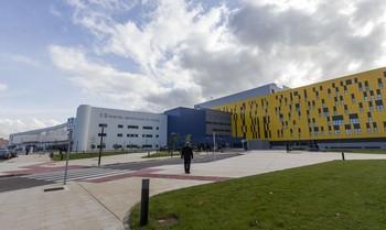 OHL vende a DIF su participación en el hospital de Toledo por 74,6 millones