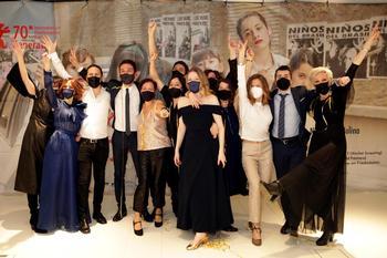 'Las niñas' triunfa en la noche de los Goya