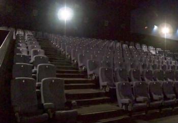 Los cines Yelmo de Itaroa vuelven a bajar la persiana