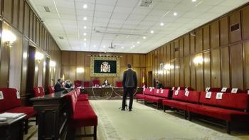 El acusado, en el momento de su comparecencia ante el juez.