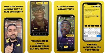 Facebook crea BARS, una 'app' perfecta para raperos