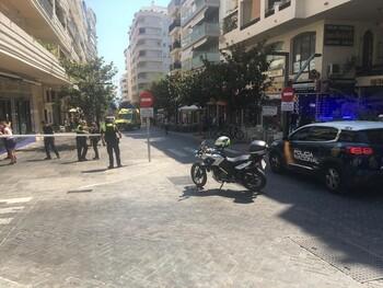 Once heridos tras un atropello múltiple en Marbella