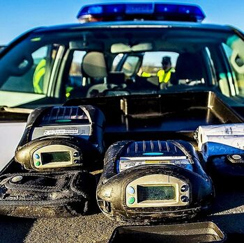 ¿Dónde están los radares móviles de Ciudad Real?