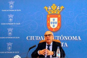 El consejero de Sanidad de Ceuta:
