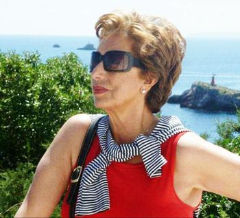 Falleció Gloria Fernández, pionera de la gimnasia palentina
