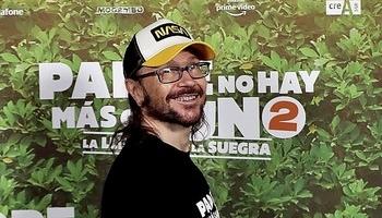 Santiago Segura: genio, figura... y cabeza de familia
