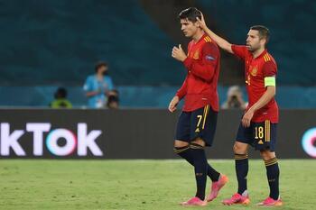 España no encuentra el gol en su debut en la Eurocopa