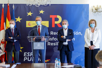 Segovia recibirá 1,1 millones para mejorar la banda ancha