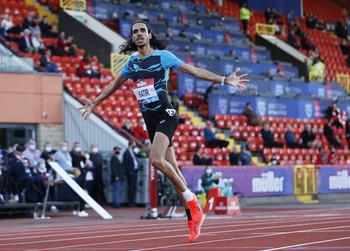 Isaac Viciosa 'pierde' su récord de los 3.000