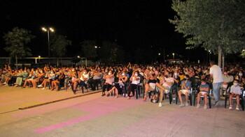 Un concierto multitudinario abre las fiestas de Villacañas