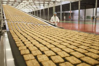La exportación de alimentos aumentó un 6,5% en 2020