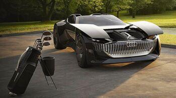 Skysphere concept: un Audi abierto al futuro