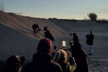 La Rioja se postula en San Sebastián como destino de rodajes