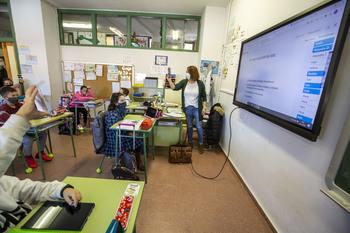 La Junta convoca la carrera profesional para los docentes