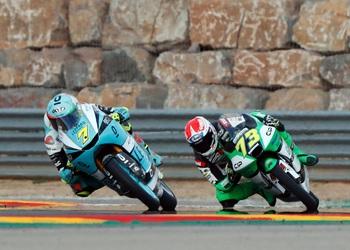 Foggia reina en Moto3