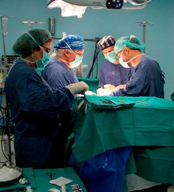 Las donaciones de órganos bajaron un 60% por el Covid