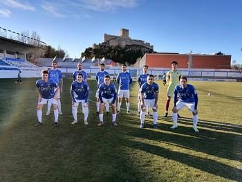 Alineación del Almansa para el partido de hoy en el Paco Simón.