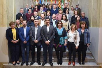 La Diputación, pionera en los Planes de Empleo