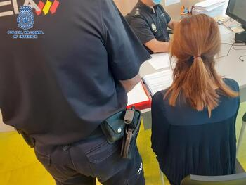 Detenida por llevarse sin pagar productos por 530 euros