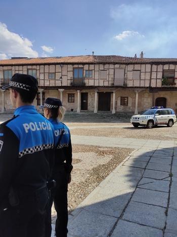 La Policía Local de Arévalo se digitaliza