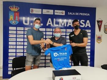 Manu Monteagudo se incorpora a la UD Almansa