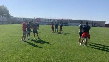 La Roda CF no pudo jugar contra el Illescas
