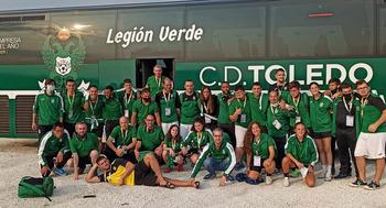 El CD Toledo Inclusivo, subcampeón nacional