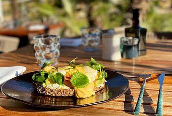 Un oasis gastronómico