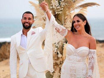 Anabel Pantoja y Omar Sánchez ya se han casado
